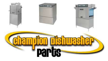 Champion Dishwasher Equipment Image